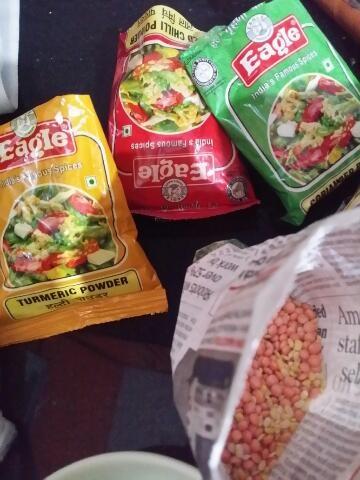 この3種あればインドの野菜炒めは簡単