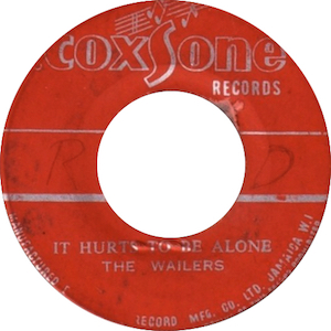 The Wailers - It Hurts To Be Alone(和訳/歌詞付)