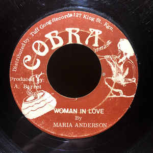 Maria Anderson - A Woman in Love(和訳/歌詞付)