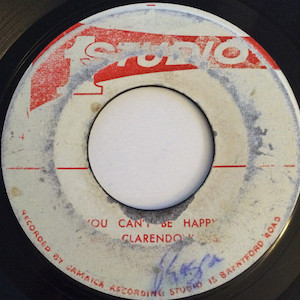 The Clarendonians - You Can't Be Happy(和訳/歌詞付)