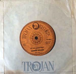 Dennis Brown - Let me down easy(和訳/歌詞付)