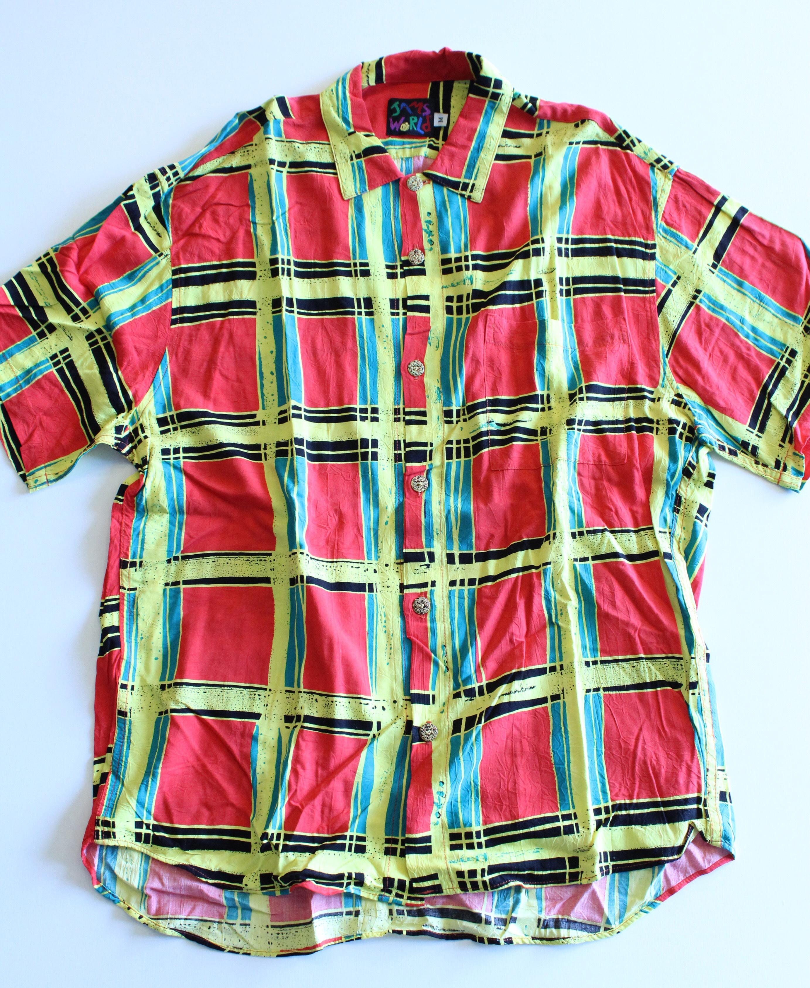 90's Hawaiian Shirts