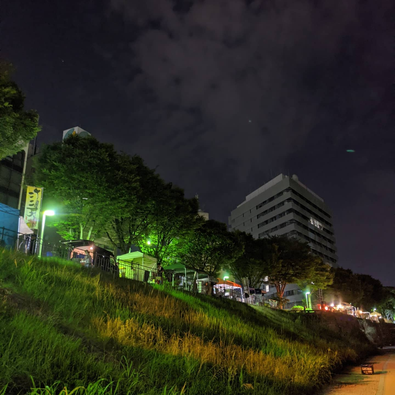 月始まりの恒例 岡山の朝は早いシリーズ