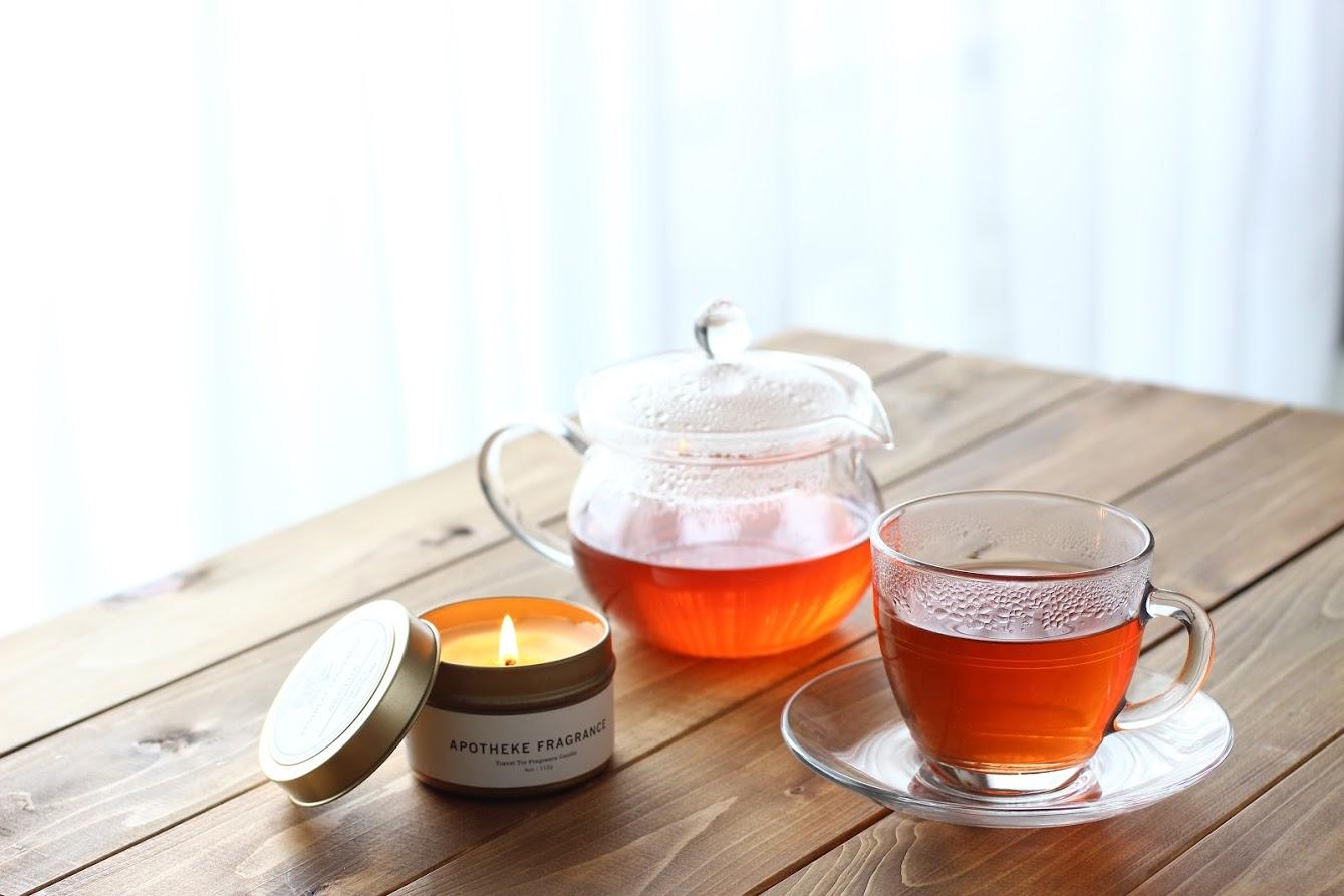 「美味しい(実入り)月桃茶」で肌はツルツル、血液はサラサラ、さらにスリムに!!