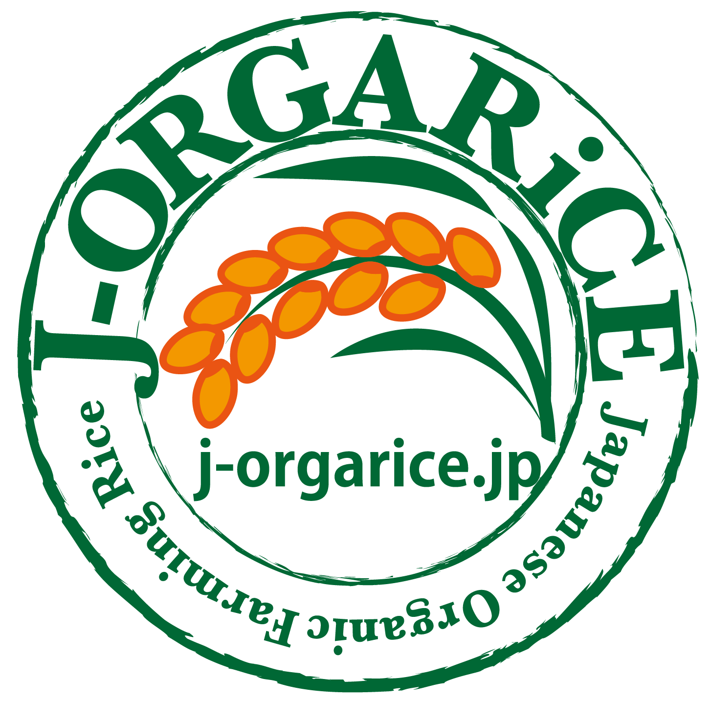 J-ORGARICE :有機玄米『定期便』はじめました!