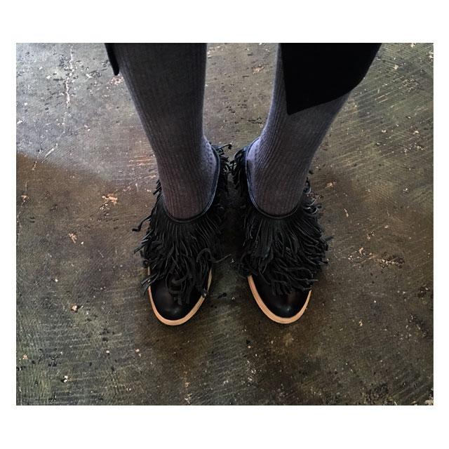 JUCO.の靴