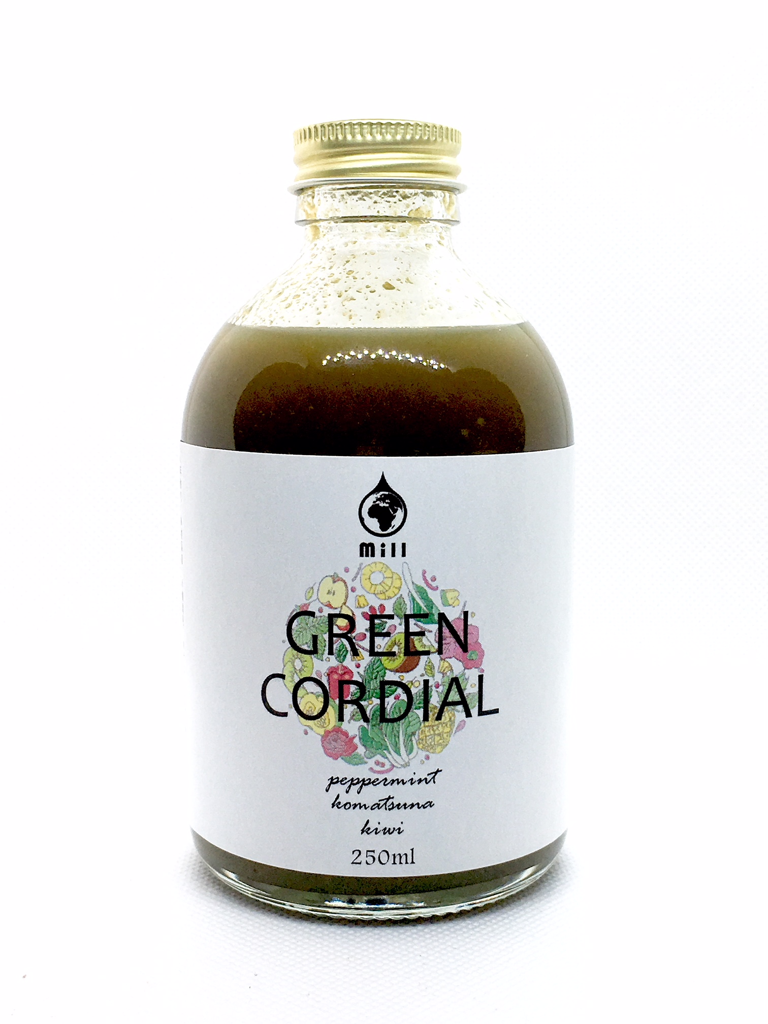 GREEN CORDIAL 【スッキリ気分・エイジングケアに】