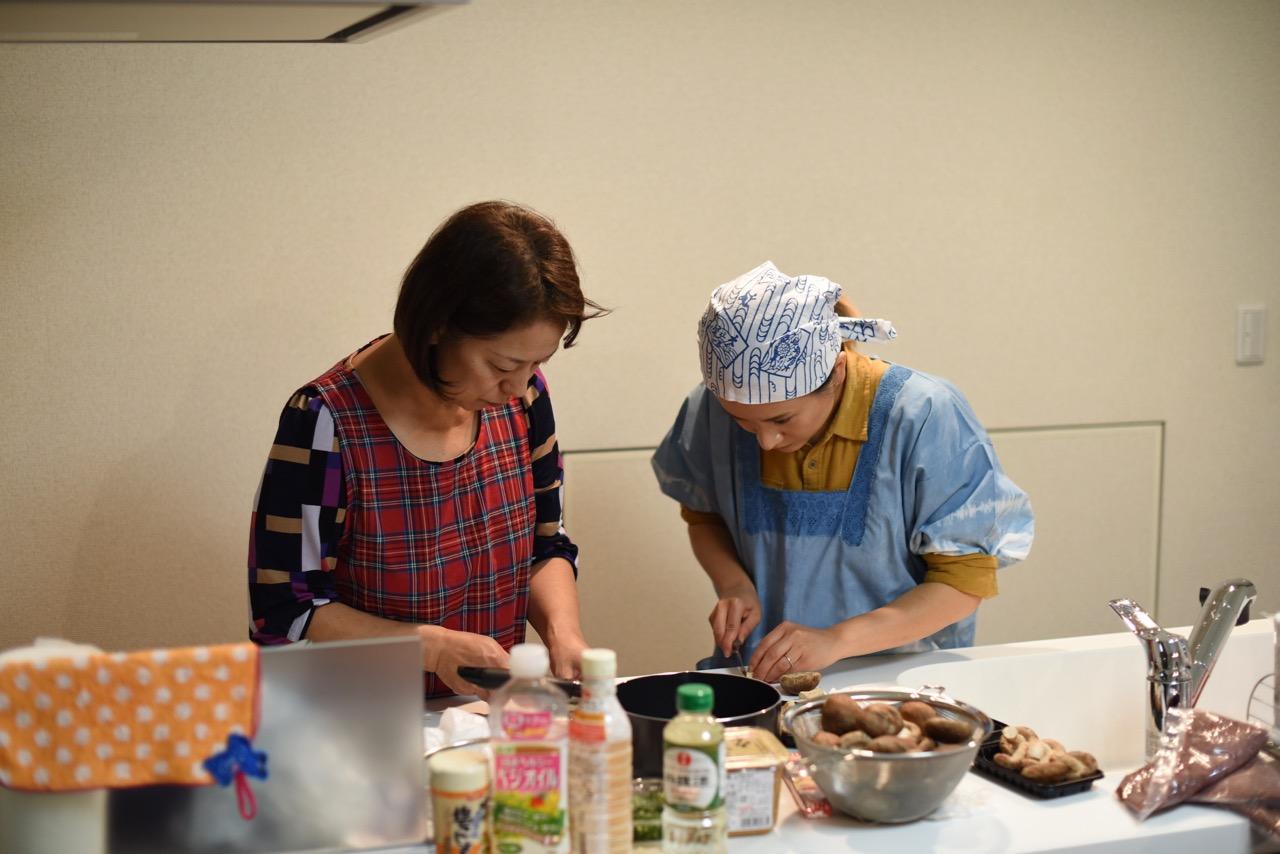3回目の「あおいち料理教室」を開催しました