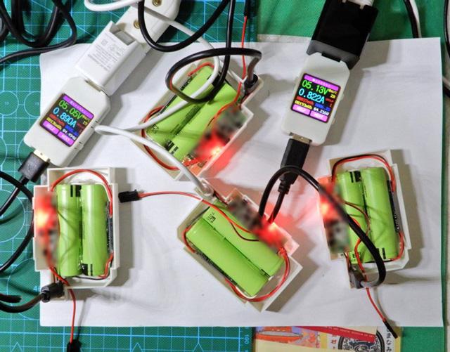 T10Jバッテリーパック生産中です