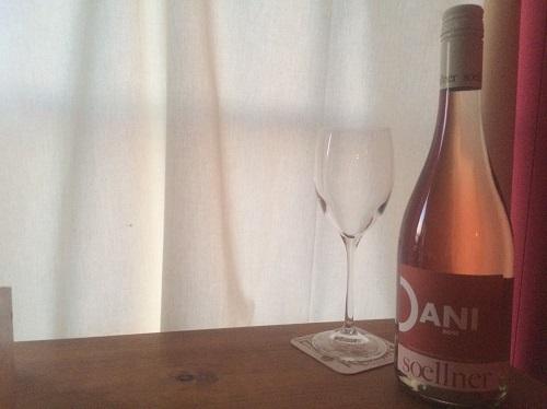 春のワインとおつまみ
