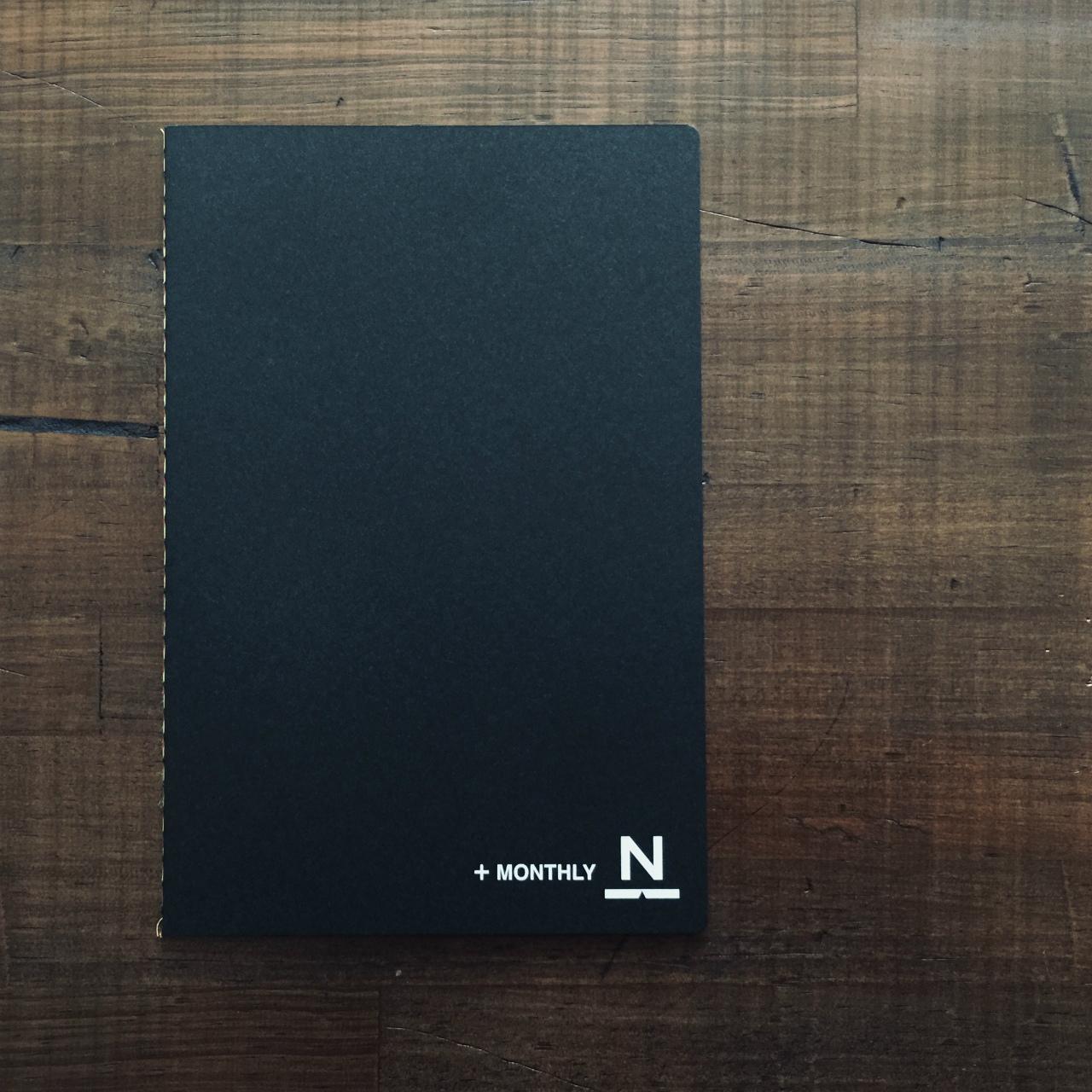 【キャンペーン】ノンブルノート「N」をお買い上げのお客様に2020マンスリー冊子をプレゼント!
