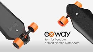 EXWAY「X1」スタイリッシュで高性能なロングボード