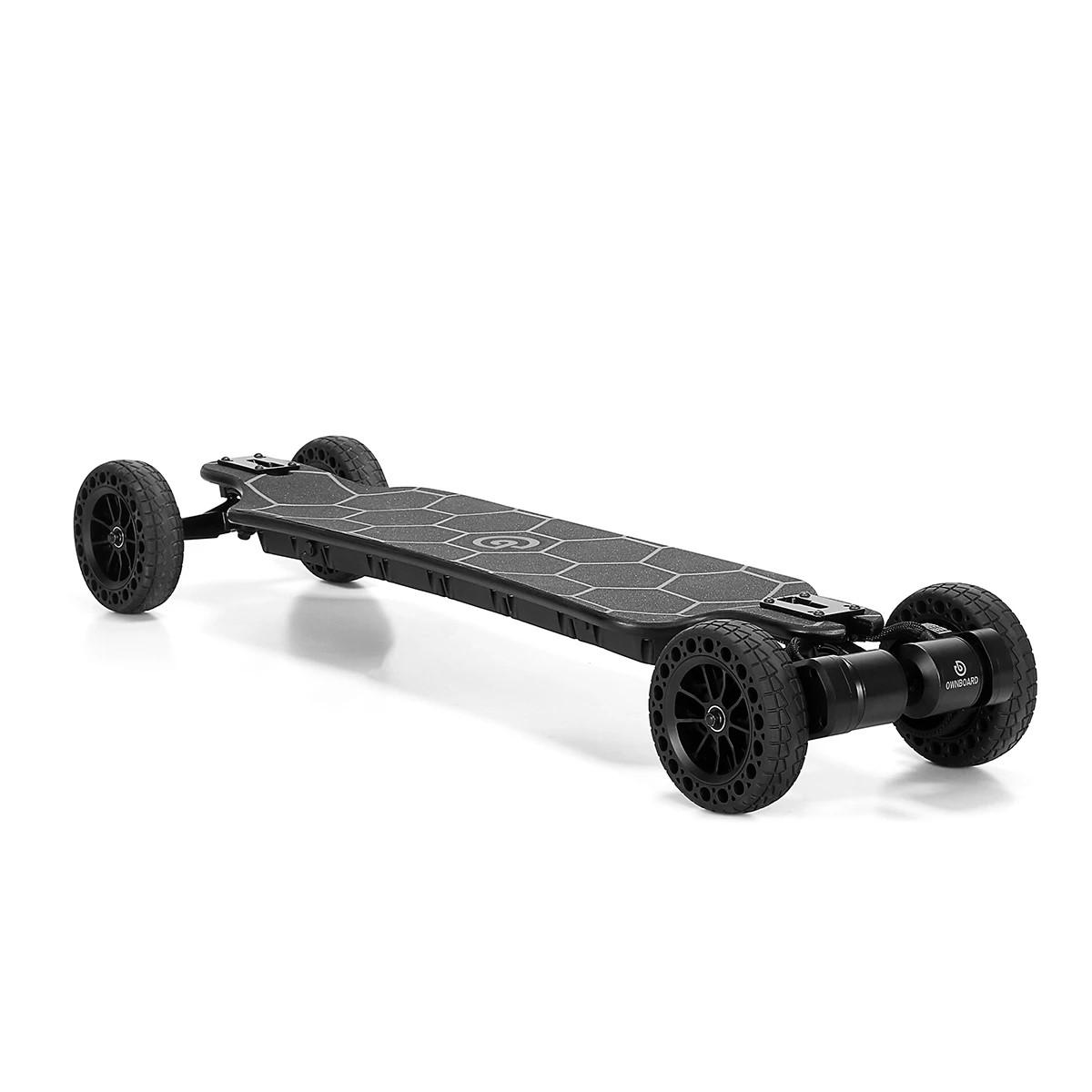 販売のお知らせ|Ownboard社 全地形対応電動スケートボード『Bamboo AT』