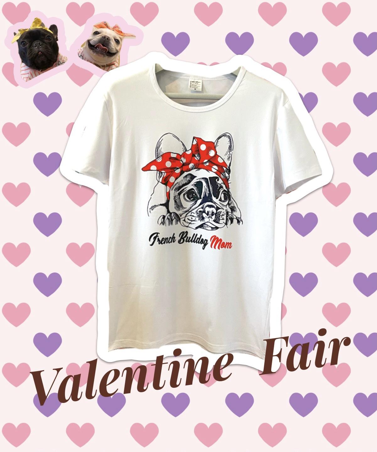 バレンタインフェア2021〜Tシャツnovelty〜