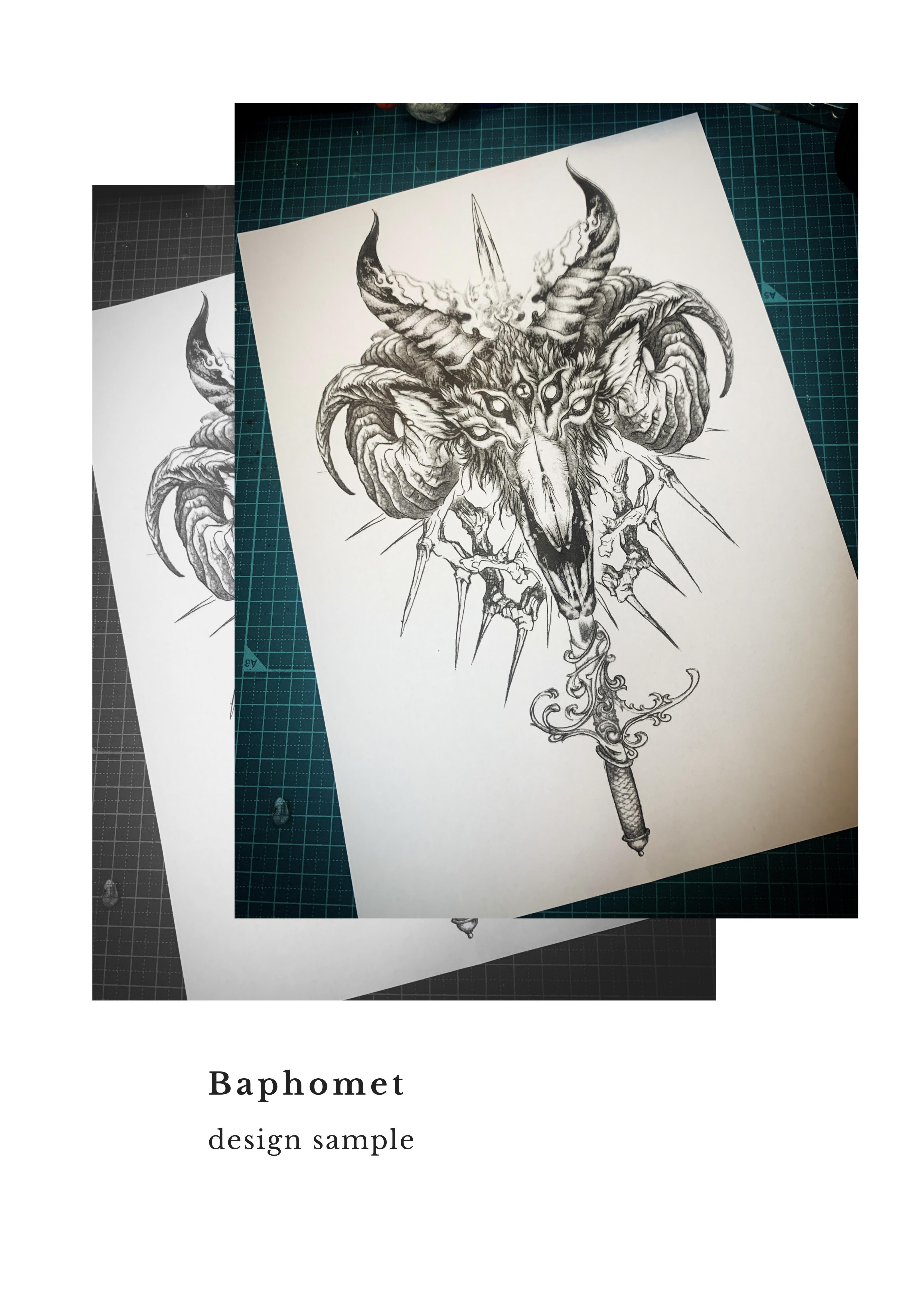 タトゥーデザイン | 東京渋谷タトゥースタジオ 刺青師 渋谷伊彫