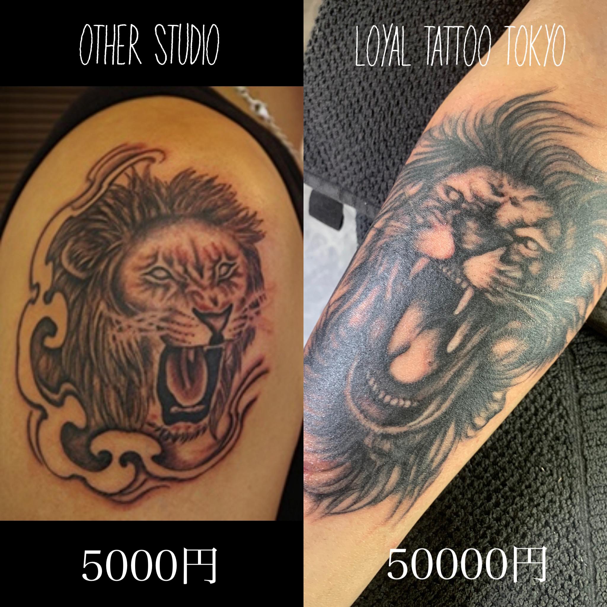 タトゥーはなぜ高い? | 東京渋谷タトゥースタジオ 刺青師 渋谷伊彫