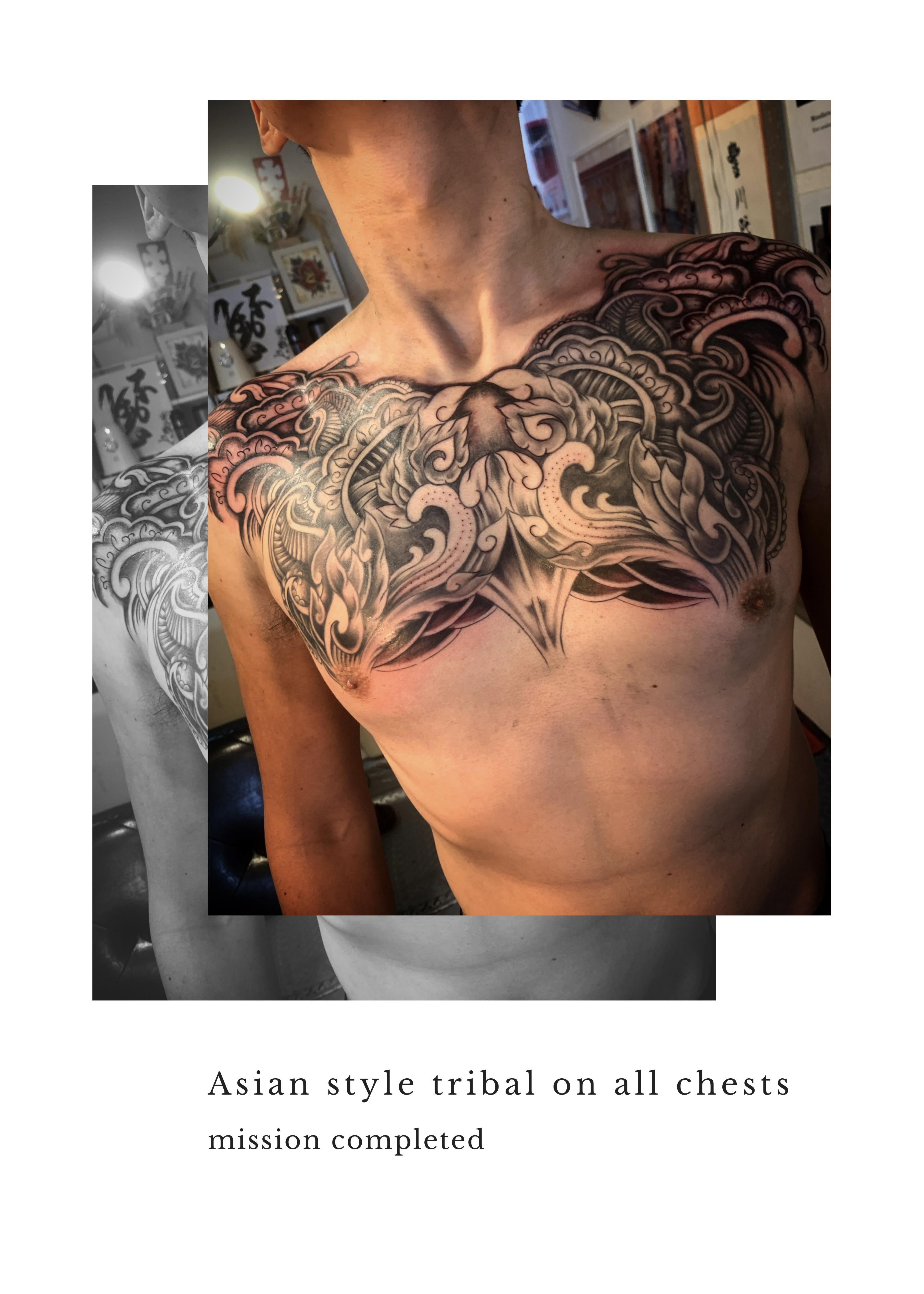 曼荼羅タトゥー | 東京渋谷タトゥースタジオ 刺青師 渋谷伊彫