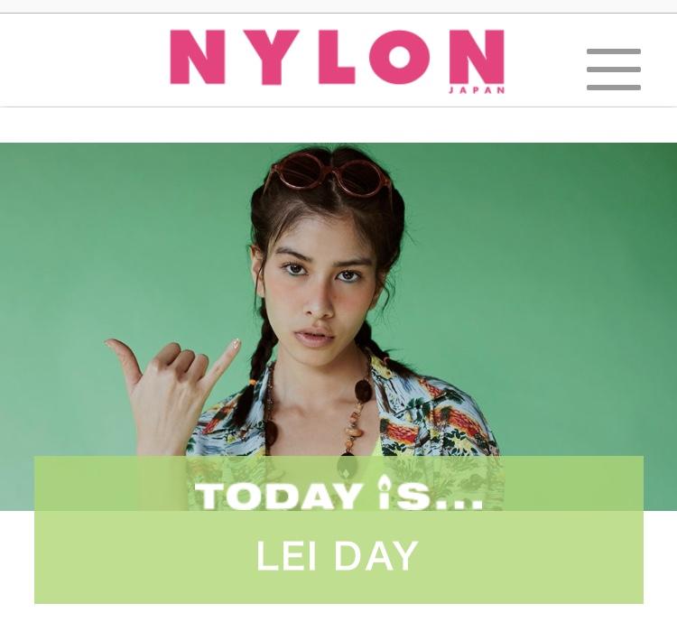 NYLON web  [365 ANNIVERSARY]