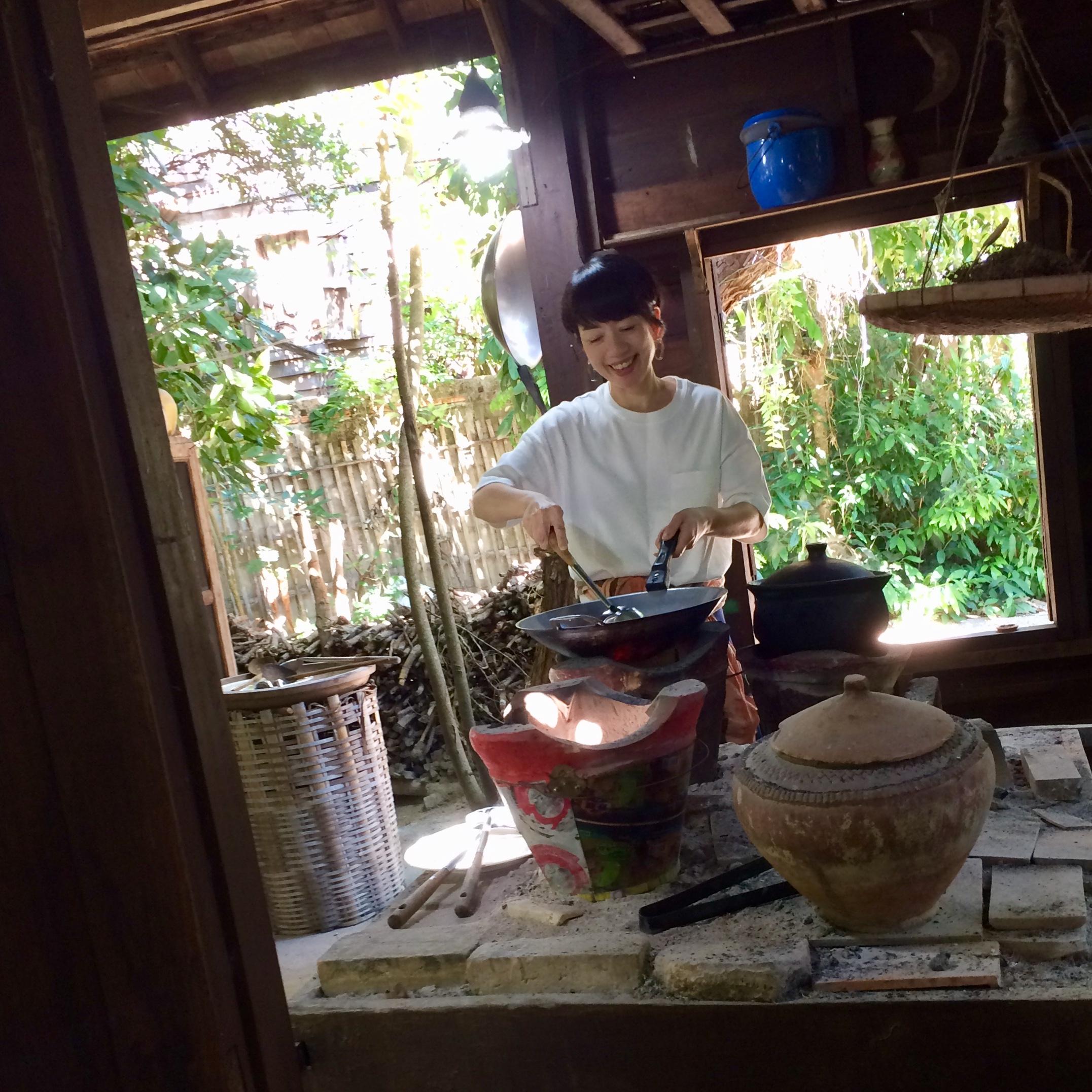 チェンマイの家庭料理②