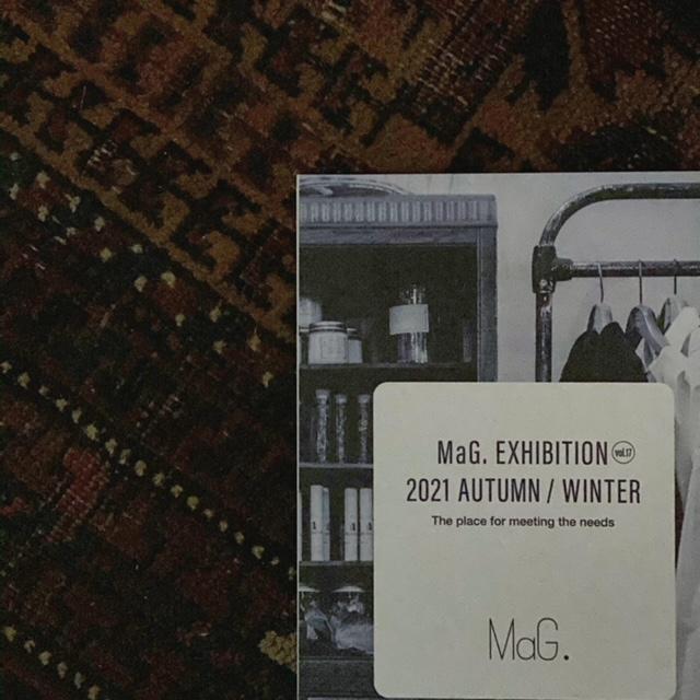 MaG EXHIBITION 2021 A/W