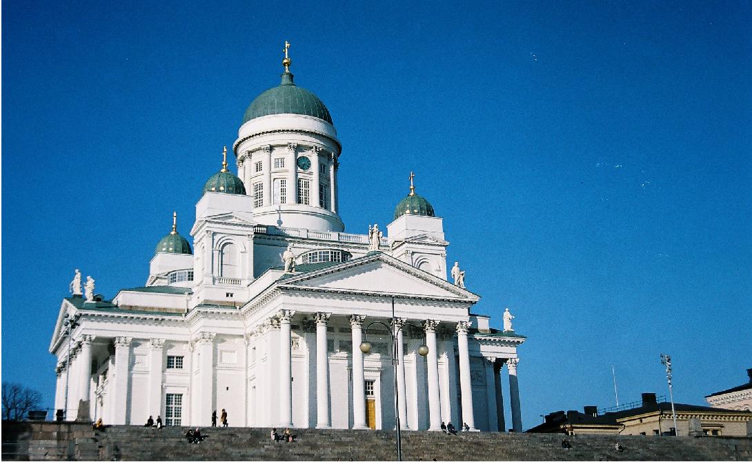 世界一幸せな国フィンランド    私の北欧での暮らし。vol.8