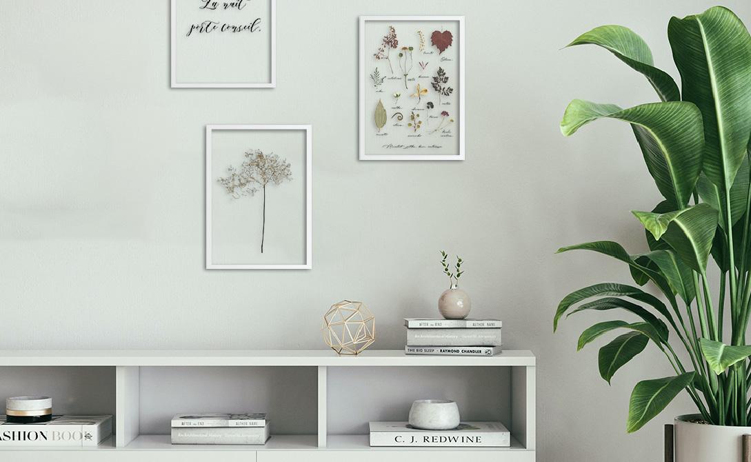 透明ポスターを壁に取り付ける方法3選   ポスター飾り方講座 vol.12
