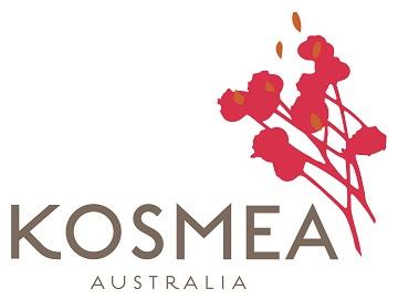 KOSMEAのロゴが新しくなりました!