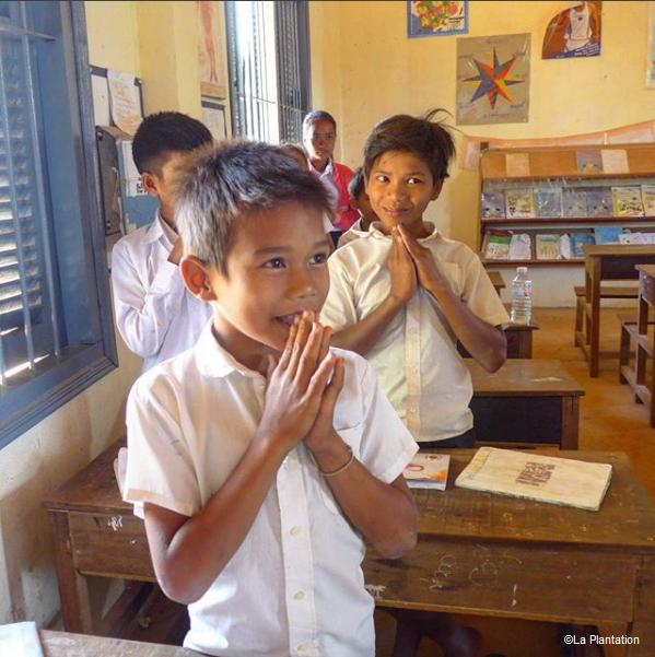 La Plantationの取り組み:子どもたちのサポート
