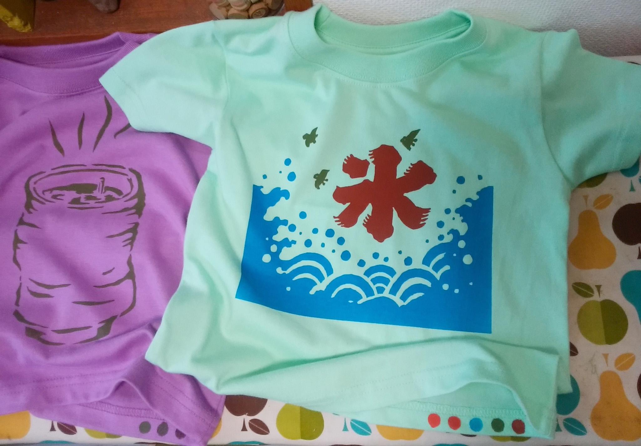 Tシャツプリント/カスタムオーダーアイテム