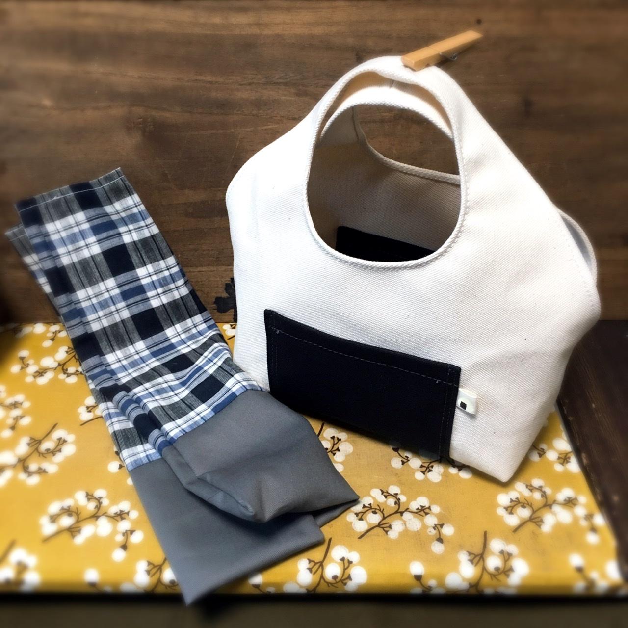 デザフェス50C-120/おにぎりトートとお包み袋