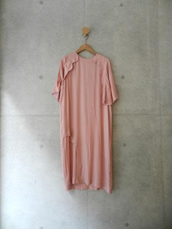 VL BY VEE  Winking Peach Dress