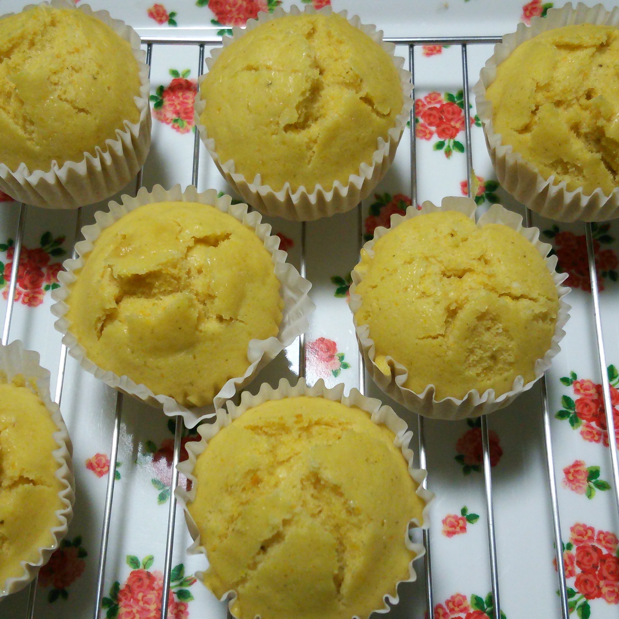 レシピ ★ 米粉蒸しケーキ