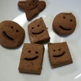 レシピ ★ 米粉のクッキー