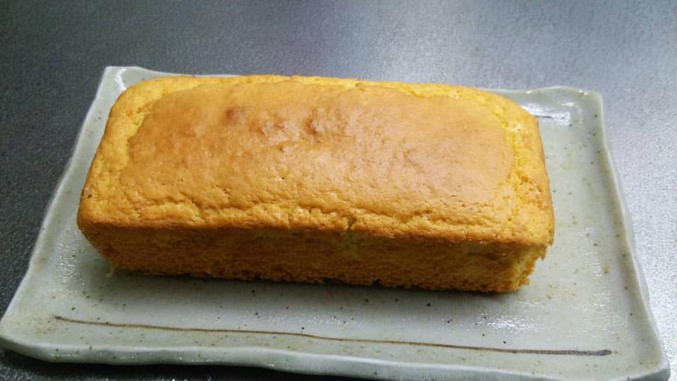 レシピ ★ 米粉のパウンドケーキ(プレーン)