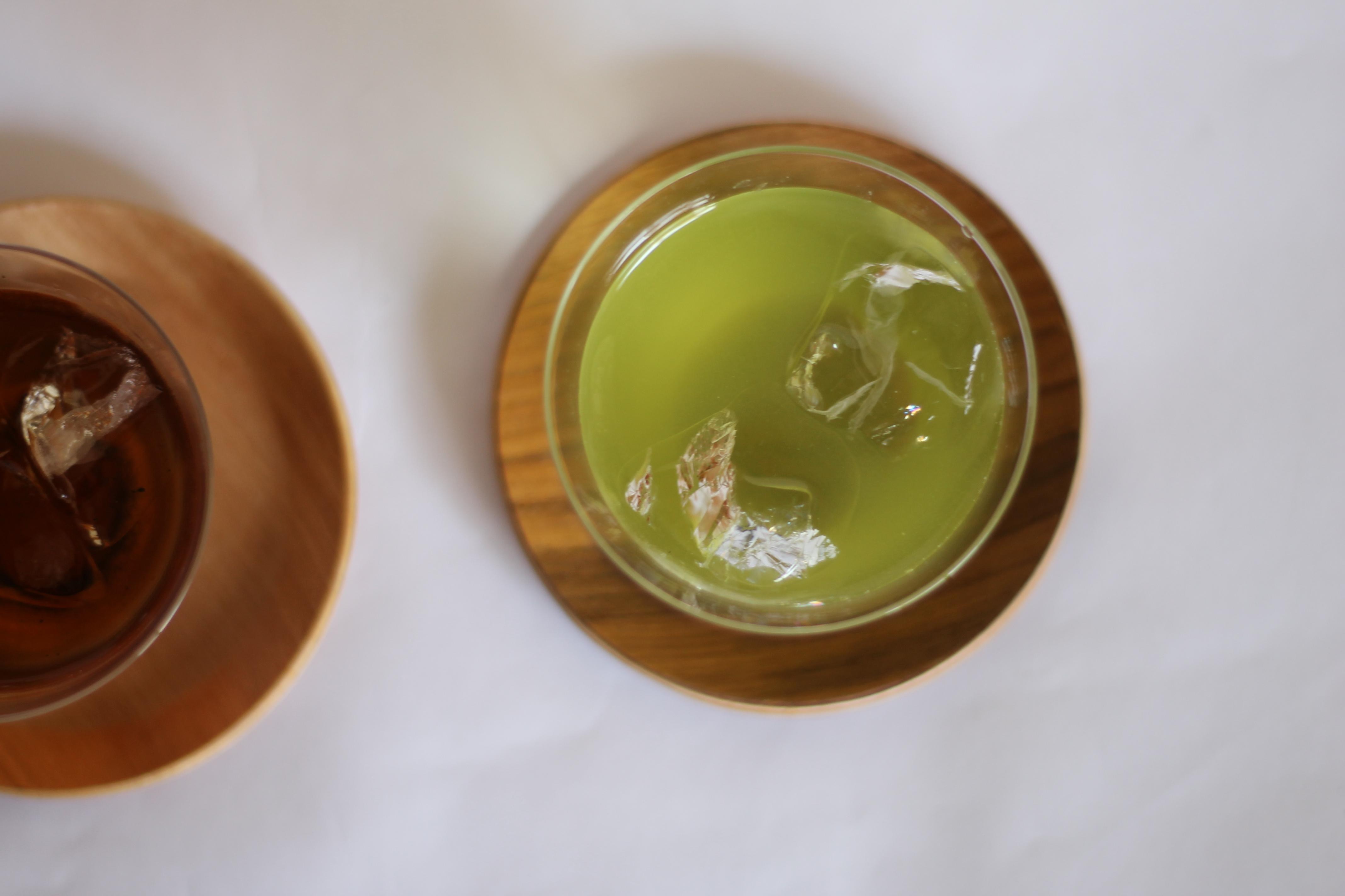 緑茶(煎茶)の効能 ~カテキン編~