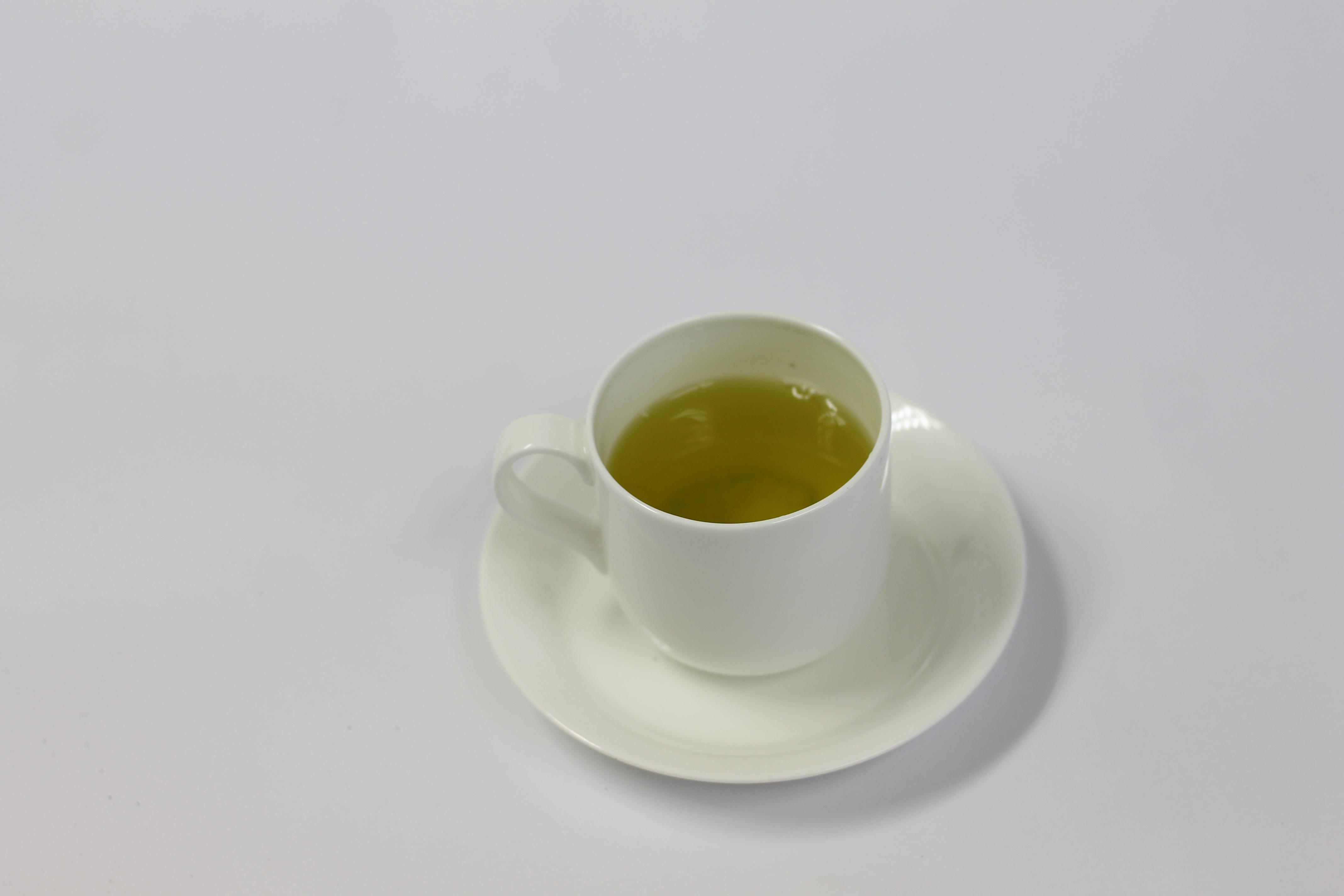 緑茶(煎茶)の効能 ~テアニン編~