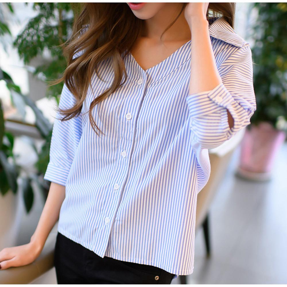 春本番!初夏まで使える、流行のスキッパーシャツはいかがですか?