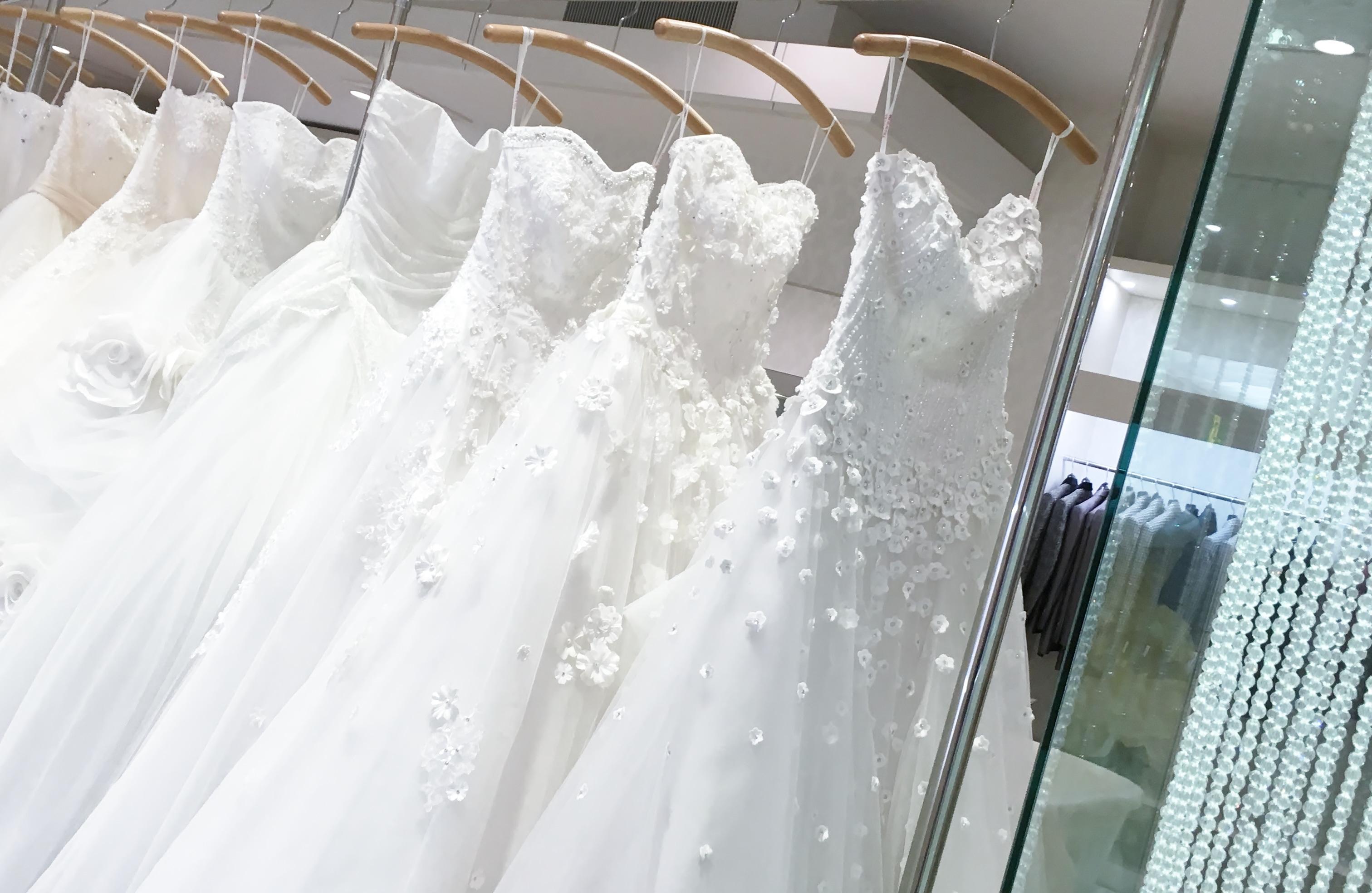 結婚式する?ウエディングドレス着る?!憧れを実行するって決めたら♡次はDRESS!ドレスシルエット!