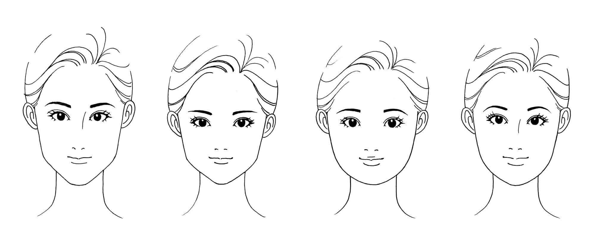 アクセサリー付きスマホで顔タイプ診断! 貴女の顔タイプはどれ?