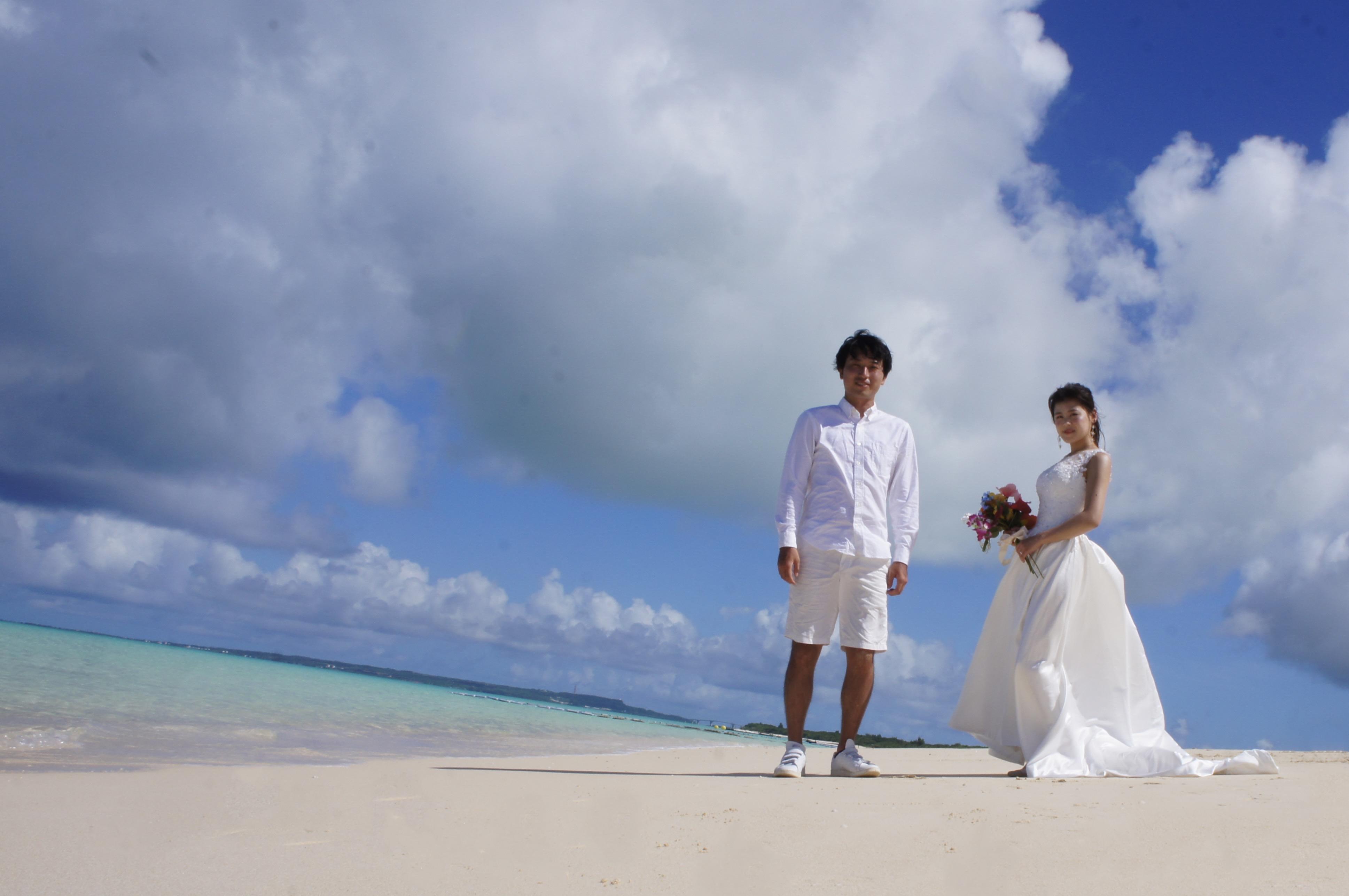 花嫁様からwedoドレス着用時のお写真を頂戴しました♡♡