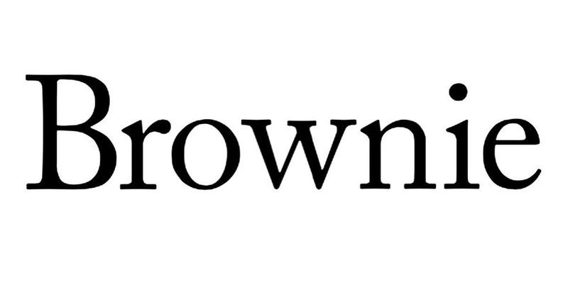 Brownie..