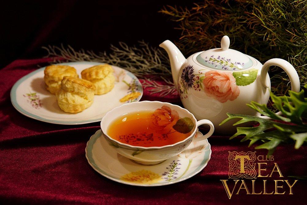 【イベント】1/11(土)〜13(月祝) CLUB TEA VALLEY に出展します。