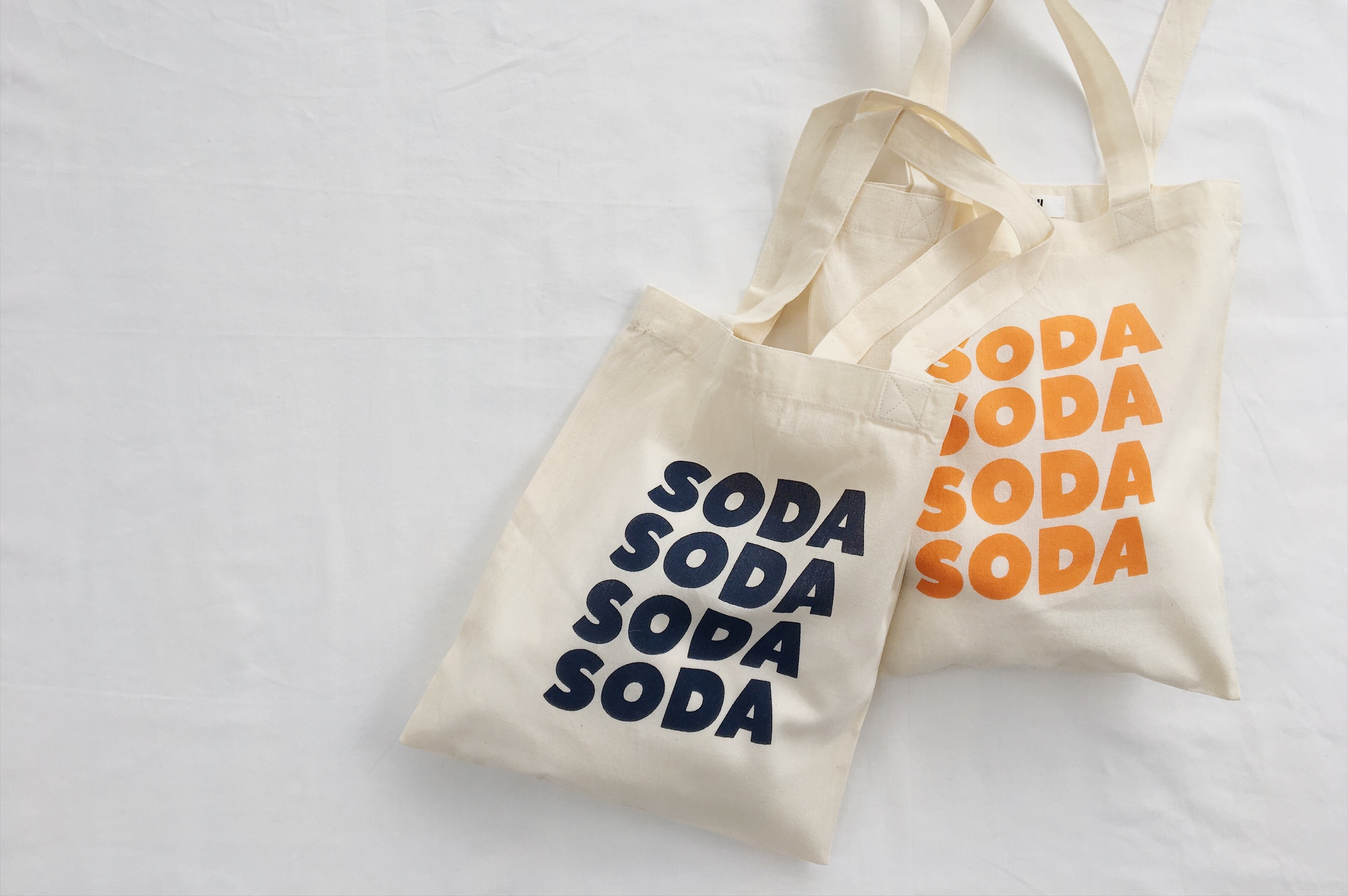 SODA × MERCH