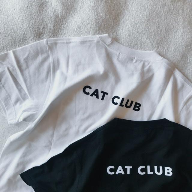 CAT Teeとチャリティのお知らせ