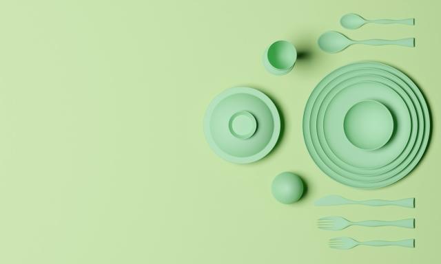 プラスチックではなくガラス製や木製のアイテムを増やそう