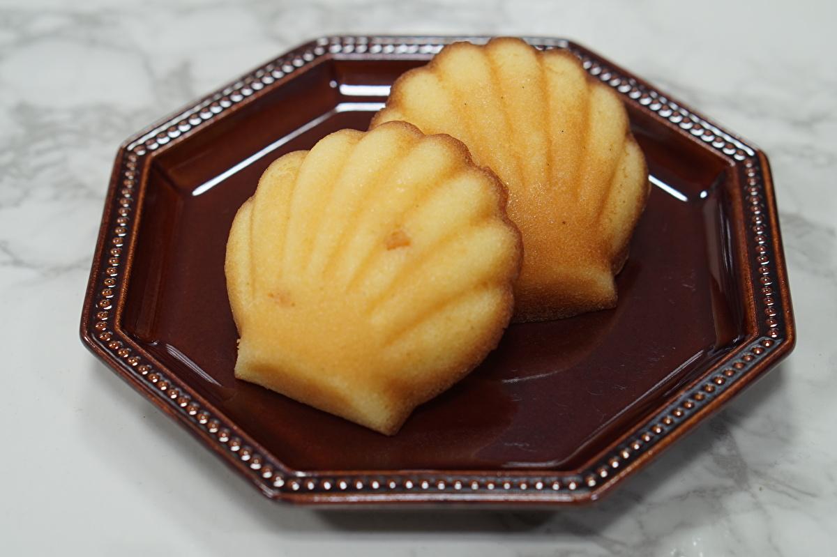 【マドレーヌ クリームチーズ×オレンジ】販売開始のお知らせ
