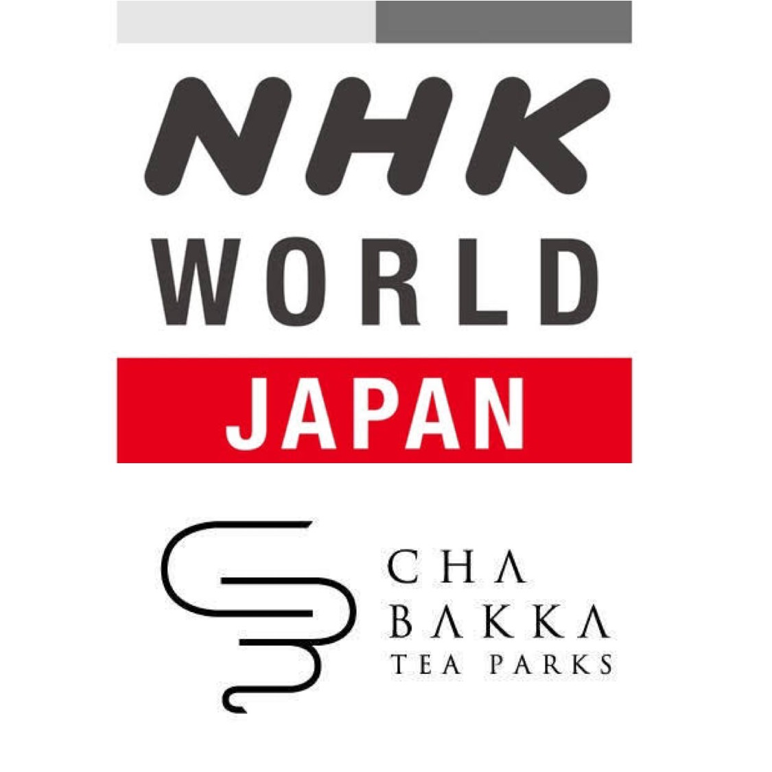 「NHK WORLD-JAPAN」×「CHABAKKA TEA PARKS」