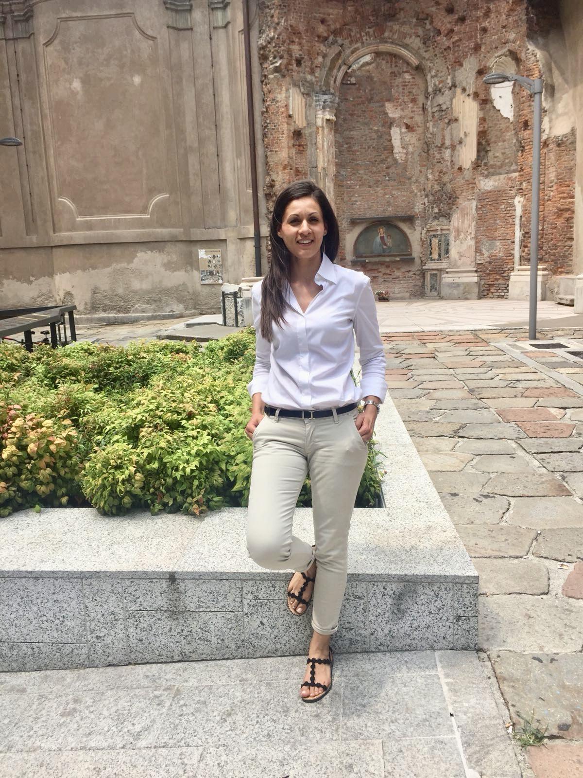 ミラネーゼとシャツ / Milanese e Camicie