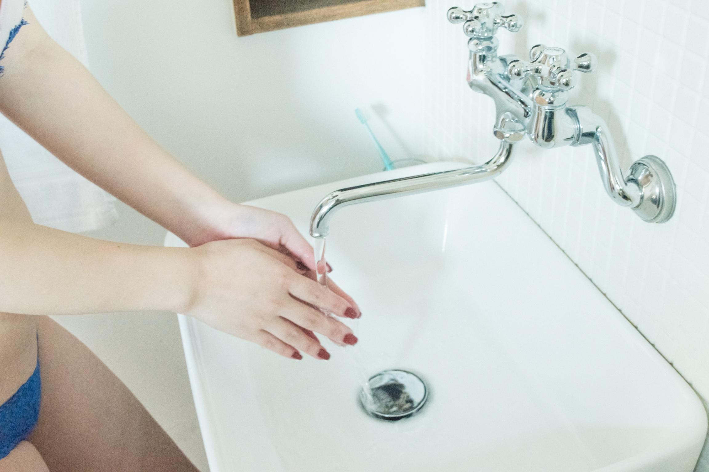Tiger Lily Tokyoがオススメするランジェリーの洗い方:手洗い習慣でお気に入りを長持ち