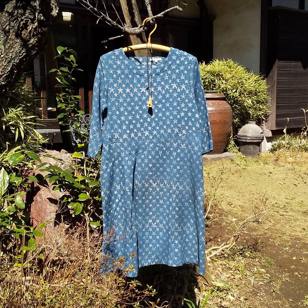 カディコットンの服をご紹介します。